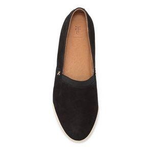 NEW Frye Melanie Leather Slip-On Sneaker Size 8